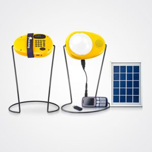 Sun King Boom Solar Light