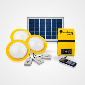 Sun King Home 120 Solar Light